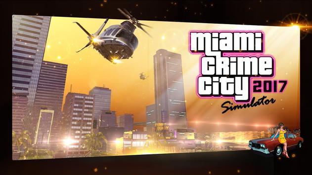 Miami Crime Games - Gangster City Simulator imagem de tela 17