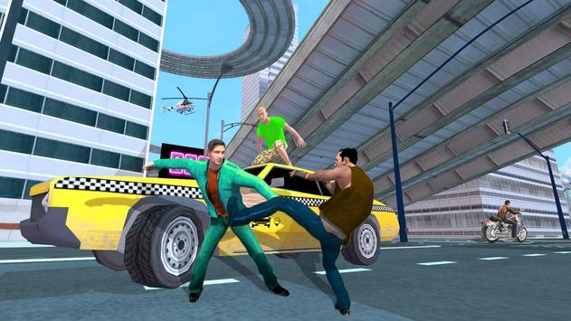 Miami Crime Games - Gangster City Simulator imagem de tela 1