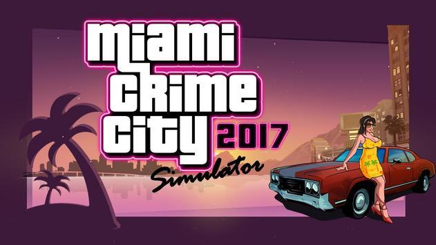 Miami Crime Games - Gangster City Simulator imagem de tela 5