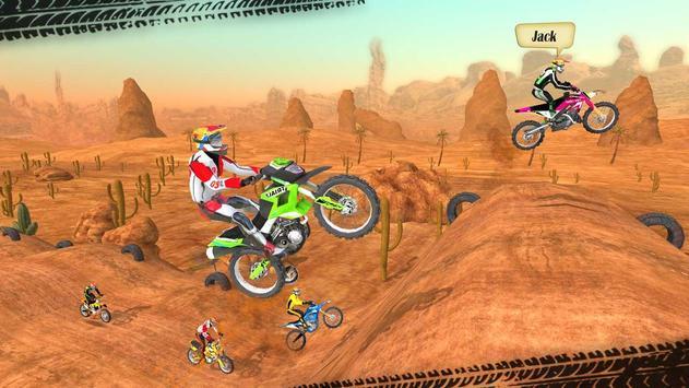 Motocross Racing स्क्रीनशॉट 14