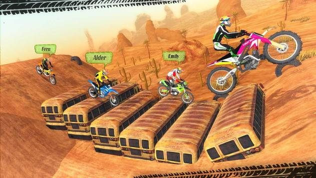 Motocross Racing स्क्रीनशॉट 12