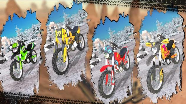Motocross Racing स्क्रीनशॉट 13