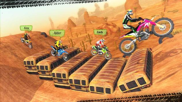 Motocross Racing स्क्रीनशॉट 6
