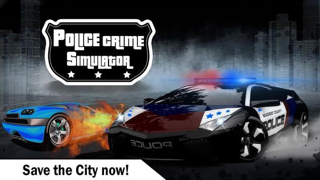 Police Crime Simulator poster