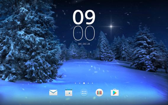 Diggin Winter Live Wallpaper screenshot 10