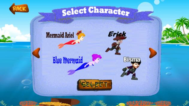 Mermaid in Love 2 World apk screenshot