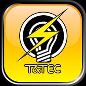 T&TEC Mobile icon