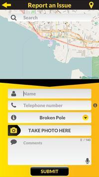 T&TEC Mobile screenshot 2