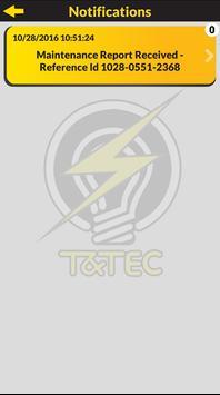 T&TEC Mobile screenshot 4