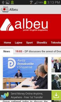 Albania News screenshot 2