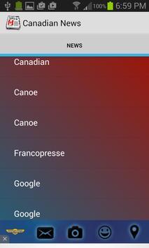 Canadian News apk screenshot