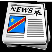 Congo newspaper icon