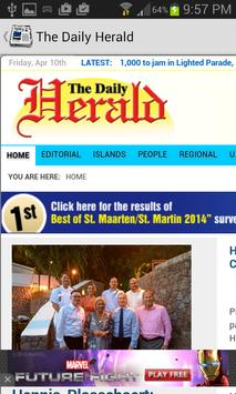 Curacao Newspaper apk screenshot