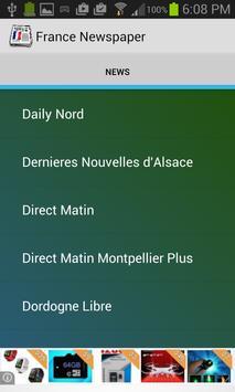 France Newspaper screenshot 3