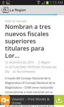 Peru News apk screenshot