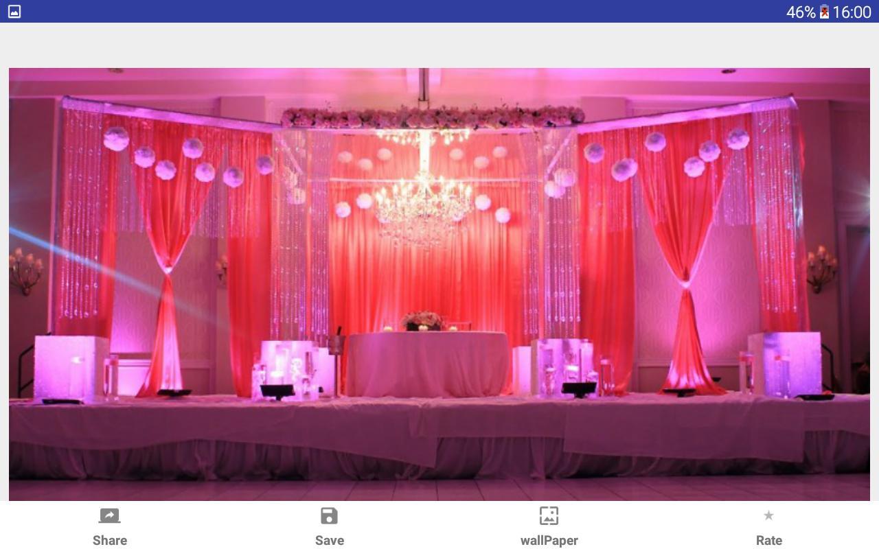 Wedding stage decoration gallery apk download free entertainment wedding stage decoration gallery poster junglespirit Gallery