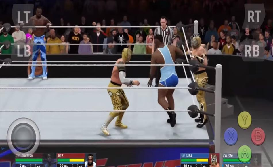 Guide For Wwe 2k18 For Android Apk Download