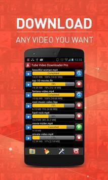 tube video downloader HD apk screenshot