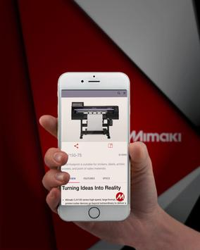 Mimaki screenshot 2