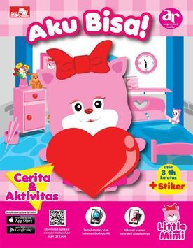Little Mimi - Aku Bisa poster