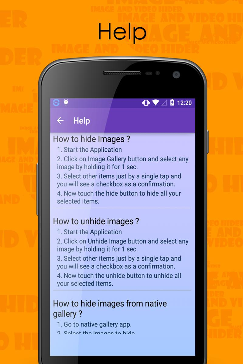 Image & Video Hide/Lock for Android - APK Download