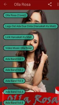 Cover Olla Rosa - Haruskah Ku Mati screenshot 1