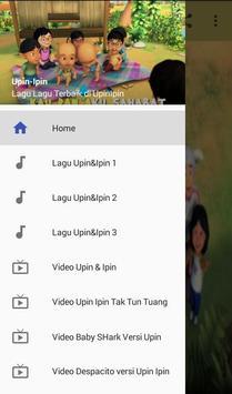 Lagu Upin & Ipin Video screenshot 1