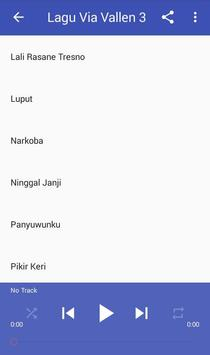 Lagu Via Vallen Dangdut Pop screenshot 4