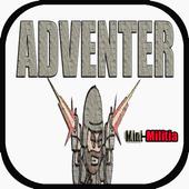 Mini Adventure Militia icon