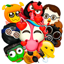 Crie seu Emoji - Foto Emojis, Emoticons & Adesivos APK