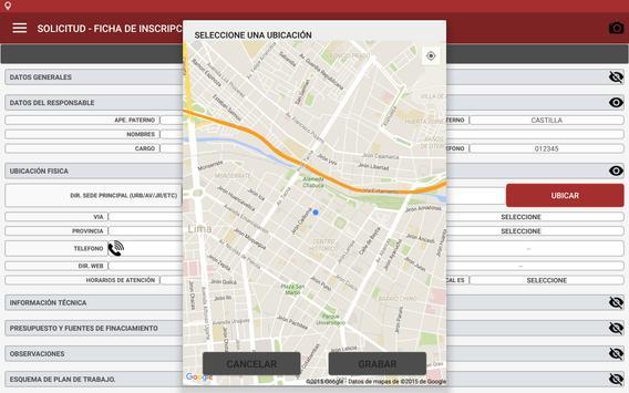 SISCAR apk screenshot