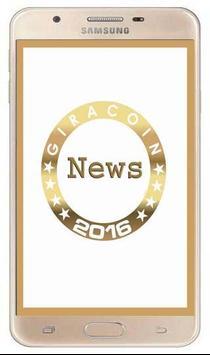 Giracoin News poster