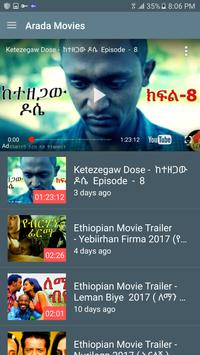Ethiopian Movies apk screenshot