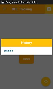 Tracking Tool For Dhl screenshot 3