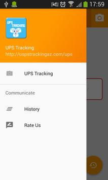 Tracking Tool For UPS poster