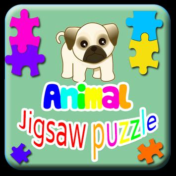 Animal Jigsaw Puzzle Game poster