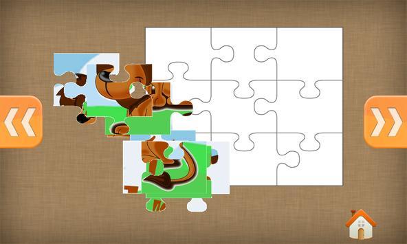 Animal Jigsaw Puzzle Game screenshot 2
