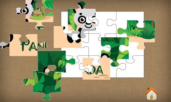 Animal Jigsaw Puzzle Game screenshot 5