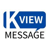 K-뷰 메시지 icon