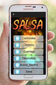 Salsa Ringtones screenshot 1