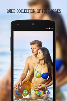 Beach HD Wallpapers apk screenshot