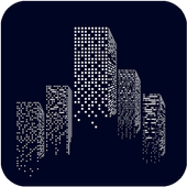 Building Wallpaper icon