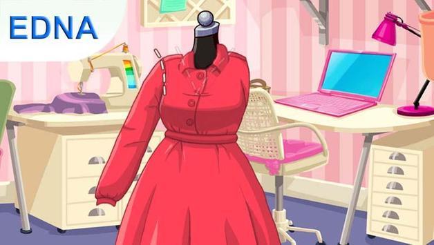 Edna - Dress MakeOver poster