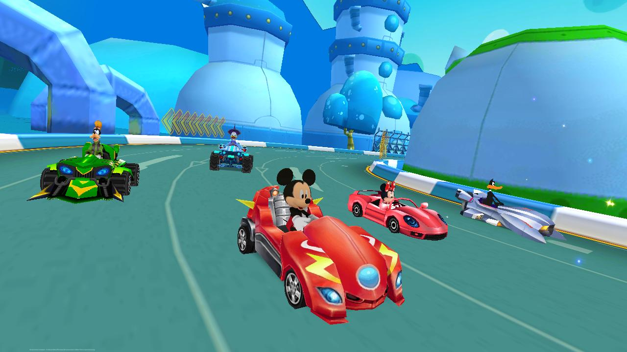 Mickey Roadster Racing Clubhouse For Android Apk Download