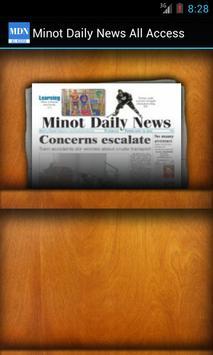 Minot Daily News All Access apk screenshot