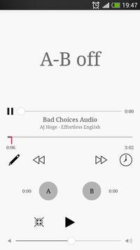 MP3 Effortless English Player screenshot 4