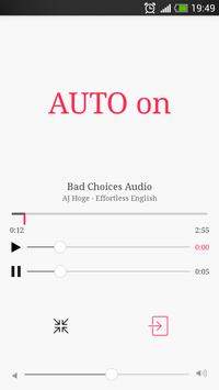 MP3 Effortless English Player screenshot 7