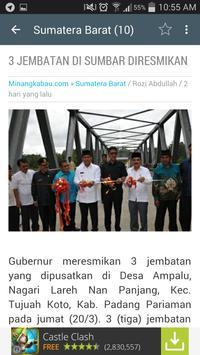 Minangkabau apk screenshot