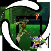 Jumping Mutant Ninja icon