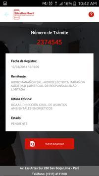 SitraDoc Movil 2.0 apk screenshot